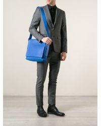 Bottega Veneta Medium Intrecciato Shoulder Bag - Lyst