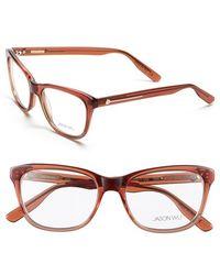 Jason Wu 'ari' 52mm Optical Glasses - Tan - Brown