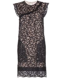 See By Chloé Lace Dress - Lyst
