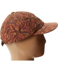 Obey Courson Throwback Hat - Lyst