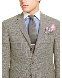 Polo Ralph Lauren Polo Ii Glen Plaid Suit - Lyst