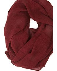 Forever 21 - Oversized Woven Infinity Scarf - Lyst
