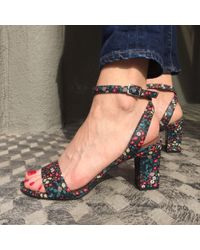 Tabitha Simmons | Floral Leticia Heels | Lyst
