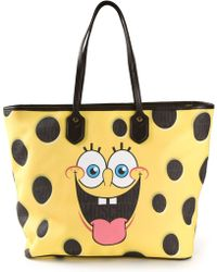 Moschino Spongebob Shopper - Lyst
