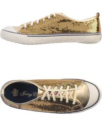 Juicy Couture Lowtops Trainers - Lyst