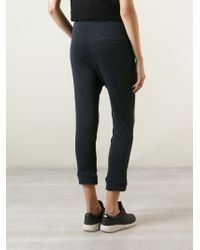 Barena | Tapered Track Trousers | Lyst