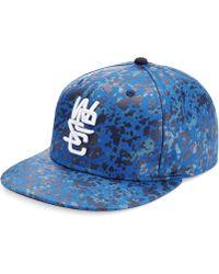 Wesc Gravel Overlay Hat - Lyst