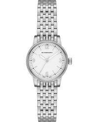 Burberry Bu7856 The Utilitarian Stainless Steel Watch - For Women - Lyst