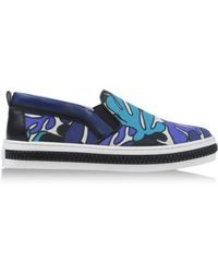 Sergio Rossi Low-Tops & Trainers - Lyst