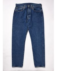 Levi's Jeans 501 Customized & Tapered Tonopah - Lyst