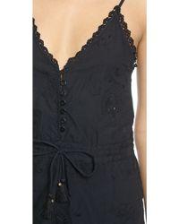Spell | Casablanca Jumpsuit - Black | Lyst
