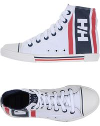 Helly Hansen High-tops & Sneakers - White