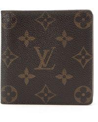 Louis Vuitton Brown Wallet brown - Lyst