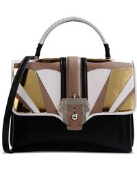 Paula Cademartori Medium Leather Bag - Lyst