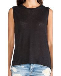 Rag & Bone The Mack Tank - Lyst