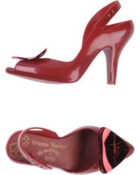Vivienne Westwood Anglomania Vivienne Westwood Anglomania  Melissa Sandals - Lyst