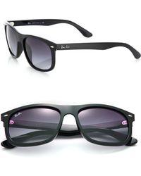 Ray-Ban | 59mm Rectangle Sunglasses | Lyst