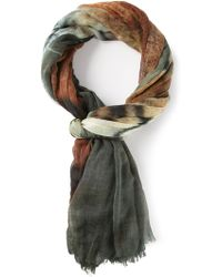 Meesha - Dyed Scarf - Lyst