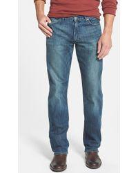 Lucky Brand '221 Original' Straight Leg Jeans - Lyst