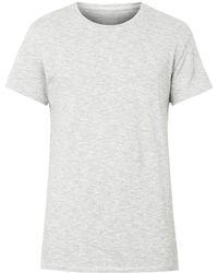 Jean.machine - Free Micro-Stripe T-Shirt - Lyst
