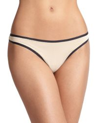 Cosabella Torino Low-Rise Thong - Lyst