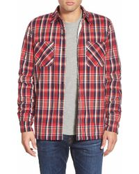 Threads For Thought - Plaid Jacket - Lyst