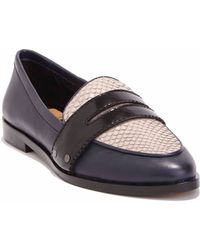 Dolce Vita Umbria Leather Loafers - Lyst