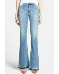 Citizens of Humanity 'Drew' Flip Flop Flare Jeans - Lyst