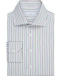 Etro Candy Stripe Shirt - Lyst
