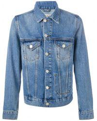 Acne Studios Jam Lt Vintage Denim Jacket - Lyst