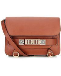 Proenza Schouler PS11 Classic Leather Shoulder Bag - Lyst