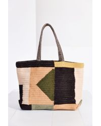 BDG Woven Wool Sweater Tote - Lyst