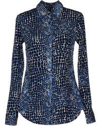 Samantha Sung - Long Sleeve Shirt - Lyst