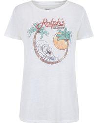 Denim & Supply Ralph Lauren Ralph'S T-Shirt - Lyst