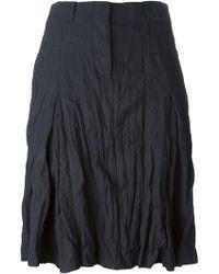 Acne Studios 'Kika' Skirt - Lyst