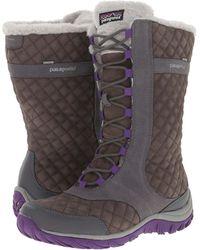 Patagonia Wintertide High Waterproof - Purple
