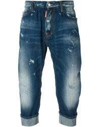 DSquared2 Big Deans Brother Jeans - Lyst