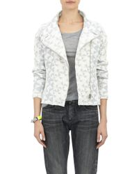 Iro Quilted Triangle Jacket - Lyst