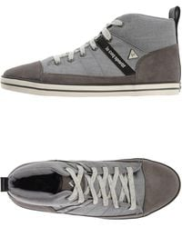 Le Coq Sportif High-tops & Trainers - Grey