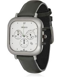 Orolog By Jaime Hayon - Monochrome Chronograph Watch - Lyst