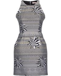 Matthew Williamson Short Dress - Gray