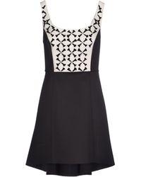 Sachin & Babi Short Dress black - Lyst