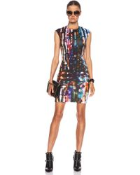 McQ by Alexander McQueen Multicolor Dress - Lyst