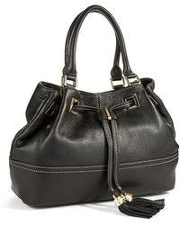 Calvin Klein Bucket Hand Bag - Lyst