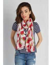 Cilla Collection | Rise And Rind Scarf | Lyst