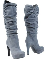Chon Boots gray - Lyst