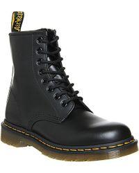 Dr. Martens 1460 8-Eye Leather Boots - For Men black - Lyst