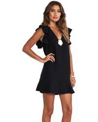 Antik Batik Black Monika Dress - Lyst
