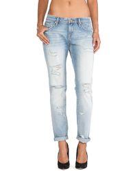 D-ID - Melville Boyfriend Jeans - Lyst