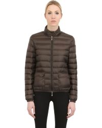 Moncler - Lans Quilted Nylon Down Jacket - Lyst